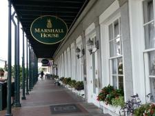 The Marshall House.