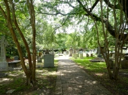 Cemetery Across from St. Philip's Church.
