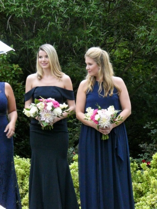 A Few of the Bridesmaids.